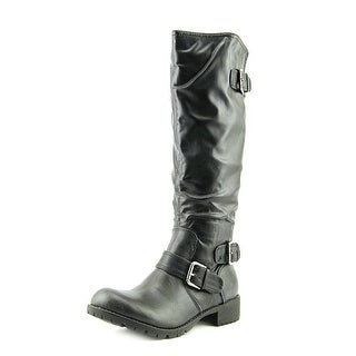 Nine West Ellal1   Round Toe Synthetic  Knee High Boot