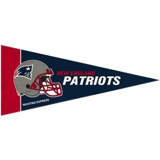 New England Patriots Mini Pennants - 8 Piece Set