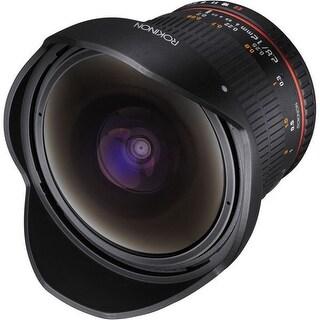 Rokinon 12mm f/2.8 ED AS IF NCS UMC Fisheye Lens Canon