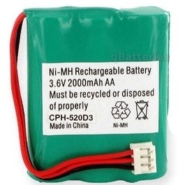 New Replacement Battery 52699 / CPH-520D3 For GE/RCA Cordless Phones Handsets