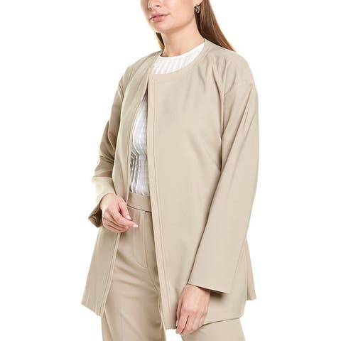 St. John Tropical Wool Jacket