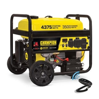Champion 3500-Watt RV Ready Portable Generator with Wireless Remote