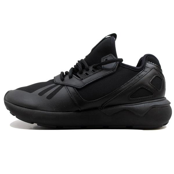 half off 6021c 01420 Shop Adidas Women's Tubular Runner W Black/Black B25089 ...