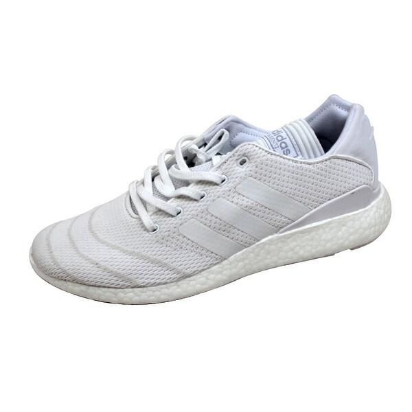 Adidas Men's Busenitz Pure Boost Primeknit White BB8376
