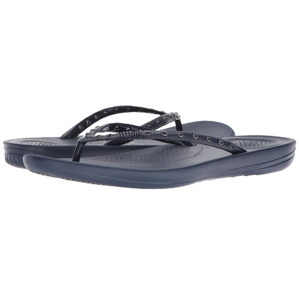 Fitflop Womens Iqushion Ergonomic Flip Flops