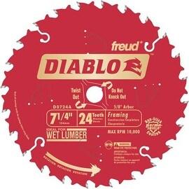 Freud Diablo Carbide Circular Saw Blade