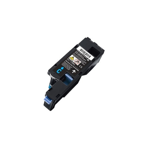 Dell Toner Cartridge DWGCP - Cyan Dell Toner Cartridge - Cyan - Laser - High Yield - 1000 Page - 1 / Pack