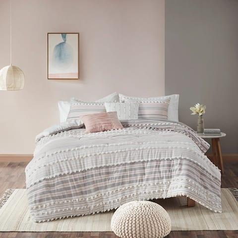 Urban Habitat Charlie Cotton Comforter Set