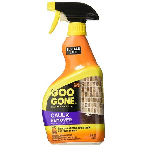 Goo Gone 2188 Surface Safe Caulk Remover, 24 Oz