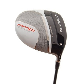 New Cobra AMP Cell Driver (Silver) Comp CZ R-Flex Graphite RH +HC