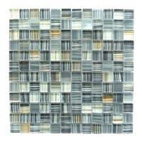 "Miseno MT-CRAFTSHIP1SQ Craftship - 1"" X 1"" - Glass Visual - Wall Tile (Sold by S"
