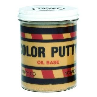 Color Putty 16116 Butternut Oil Based Filler, 1 Lb Jar