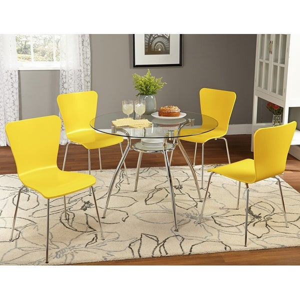Simple Living 5-piece Itza Dining Set. Opens flyout.