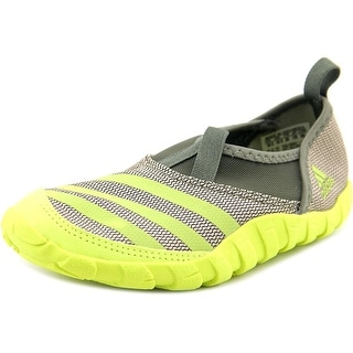 Adidas Jawpaw K Toddler Round Toe Synthetic Green Water Shoe