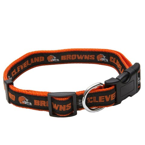 NFL Cleveland Browns Pet Collar