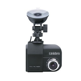 Uniden DC4GT Full HD Dash Camera with GPS and Red Light Camera Warning