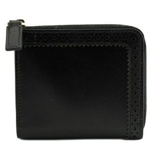 Alexander McQueen Leather Coin Purse Leather Wallet