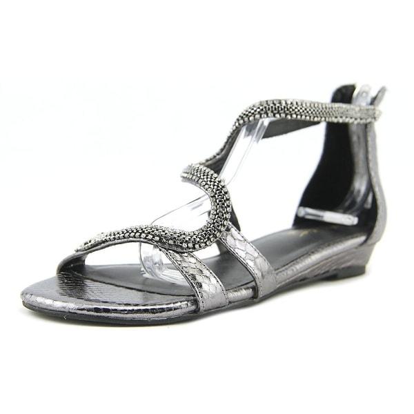 Thalia Sodi Clara Women Pewter Sandals