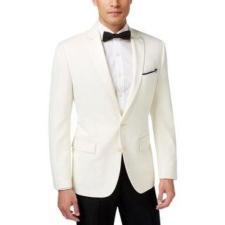 Ryan Seacrest Mens Sportcoat Wool Double Vent - 40r