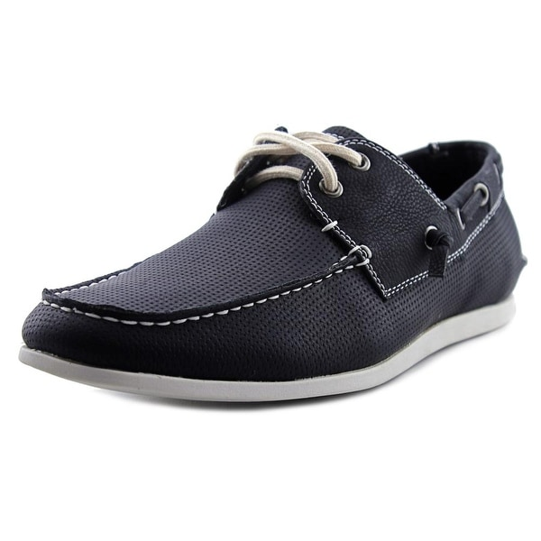 Madden Men Game On Moc Toe Synthetic Boat Shoe