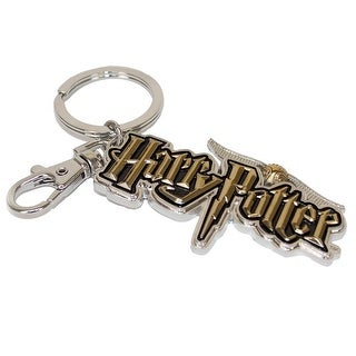 Harry Potter Pewter Key Ring Harry Potter Logo - Multi