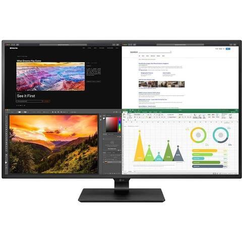 """LG 43BN70U-B 4k 43"""" IPS Monitor,Black"""