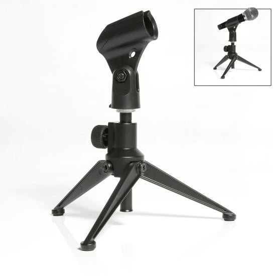 Adjustable Desktop Tripod Microphone Stand