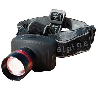 Alpine Mountain Gear 130 Lumen Multi Focus Head Lamp - AMG130HL