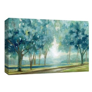 """PTM Images 9-148268  PTM Canvas Collection 8"""" x 10"""" - """"Ombre Afternoon"""" Giclee Forests Art Print on Canvas"""