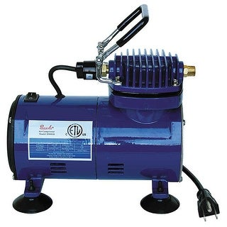 Paasche D500 1 by 8 HP Oilless Compressor with Auto Shutoff