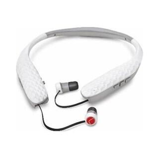 Lucid Audio HLT-NHE-BT-P Neckband Hearing Enhancement, White