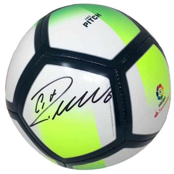 Shop Cristiano Ronaldo Real Madrid Signed Nike Soccer Ball BAS - Free  Shipping Today - Overstock - 22316779 982e32fa4