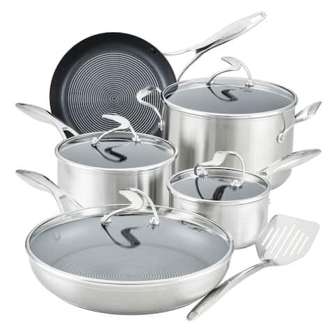 Circulon Cookware Set with SteelShield Technology, 10-piece