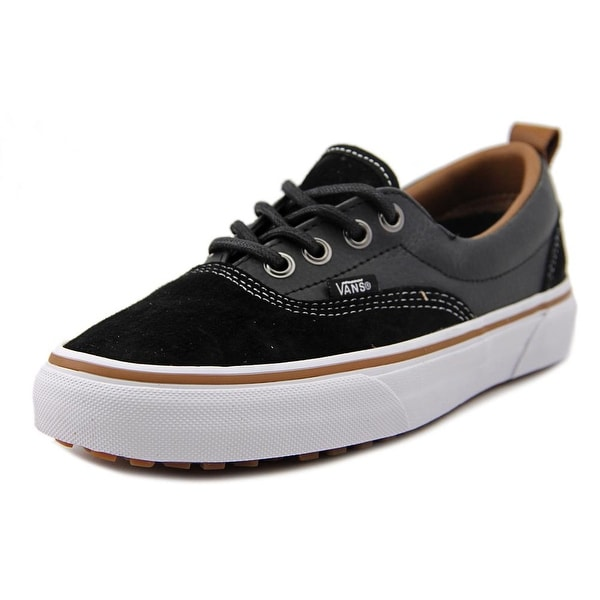 Vans Era MTE Women Round Toe Leather Black Skate Shoe