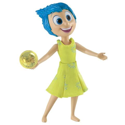 "Disney/Pixar's Inside Out 9"" Deluxe Talking Action Figure: Joy - multi"