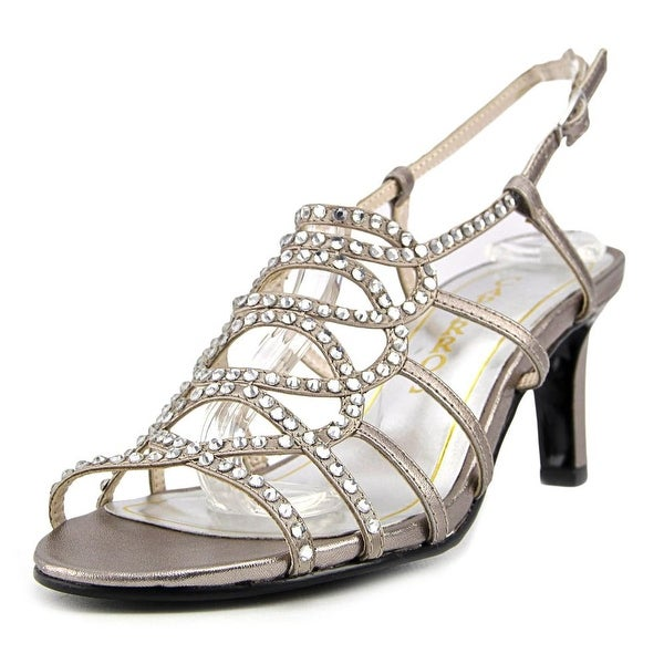 Caparros A-List Women Open Toe Leather Sandals