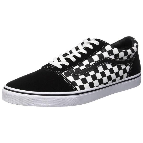 1d394a2f98bc91 Shop Vans Men  S Ward Canvas Low-Top Sneakers