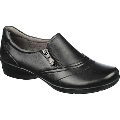 Naturalizer Women's Clarissa Black Sheep Premium Leather