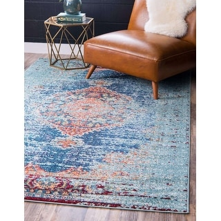 Link to Unique Loom Vita Warhol Area Rug Similar Items in Classic Rugs