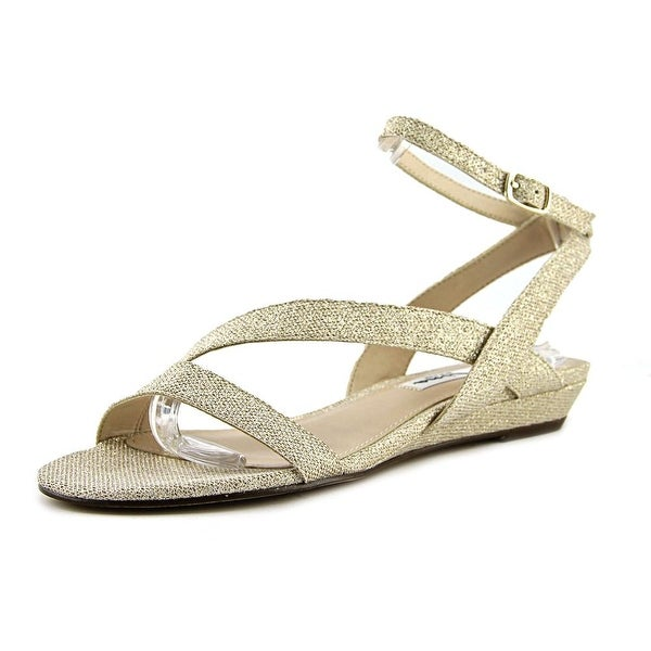 Nina Kelso Open Toe Synthetic Sandals