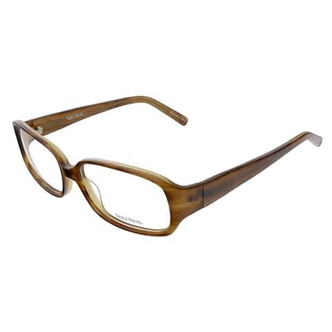 eedcaf468509 Vera Wang VE 05 SU 55 Sun Suede Full Rim Womens Optical Frame - 55-