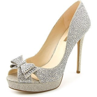 Silver Heels For Less | Overstock.com