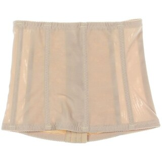 Mirity Womens Adjustable Corset Waist Cincher - L