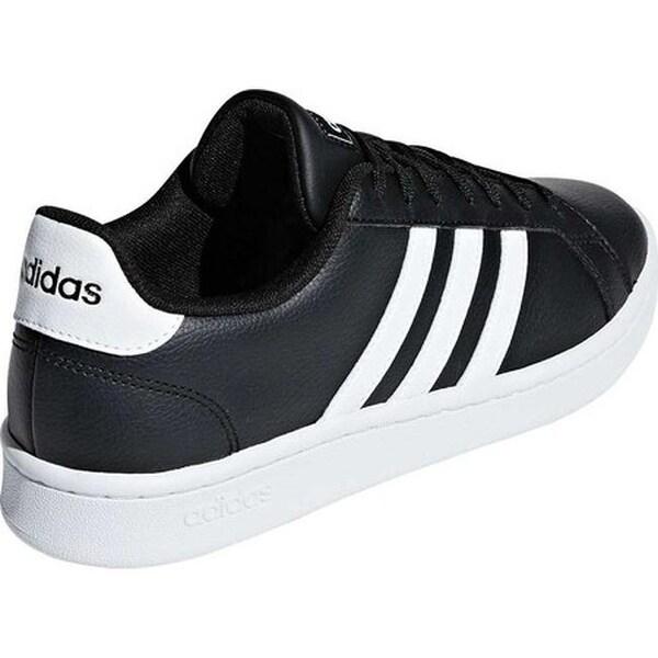 Shop adidas Women's Grand Court Sneaker Core BlackFTWR