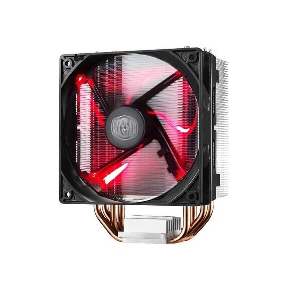 (Refurbished) CoolerMaster Hyper 212 LED RR-212L-16PR-R1 Cooling Fan/Heatsink