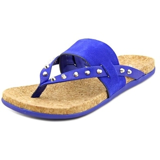 Kenneth Cole Reaction Slim Sista Open Toe Suede Thong Sandal