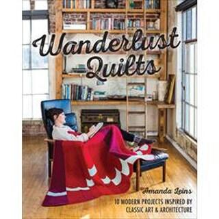 Stash Books-Wanderlust Quilts