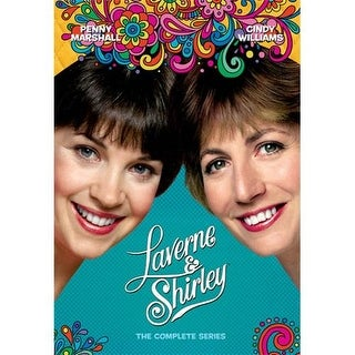 LAVERNE & SHIRLEY-COMPLETE SERIES (DVD) (28DISCS)