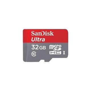 SanDisk SDSQUNC-032G-AN6MA SanDisk Ultra 32 GB microSDHC - Class 10