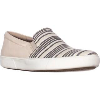 naturalizer Marianne Slip-On Fashion Sneakers, Black Stripe
